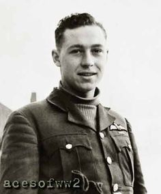 F/O Willie McKnight DFC & Bar (16.5 victories) KIA 1941 wingman to famed S/L…