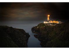 Fanad Head Lighthouse by pmd1138.deviantart.com on @deviantART