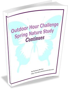 Handbook of Nature Study -- a site with lots of ideas for outdoor excursions and nature study