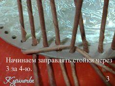 furnér alap Светлана Кузнецова (Куряночка) - Плетение.Мои секретики.   OK.RU