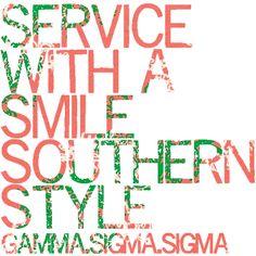this is sooooo cute! but opa Gamma Sigma Sigma, Kappa Delta, Secret Sister Gifts, Tiger Girl, Phi Mu, Good Find, Sorority Gifts, Be True To Yourself, Greek Life