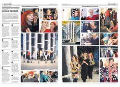 Marimekko / layout 3 column grid