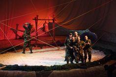"""""""Kolonel Zogu"""" dy Hristo Boytchev. Elbasan SKAMPA Theater- 2006."""