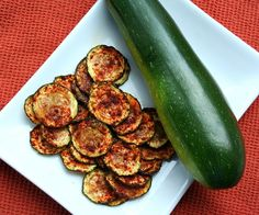 Zucchini Chips with Smoked Paprika