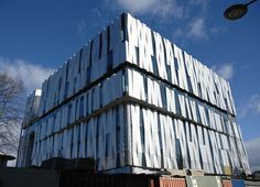 Konserthuset Uppsala I - Henning Larsen Architects - Wikipedia, the free encyclopedia