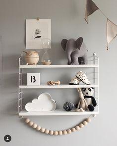What a pretty shelfie - kids room -