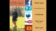 """Madi Lynn covers """"Your Cheatin Heart"""" You're Awesome, Things I Want, Heart, Cover, Music, Youtube, You Are Amazing, Musica, Musik"""