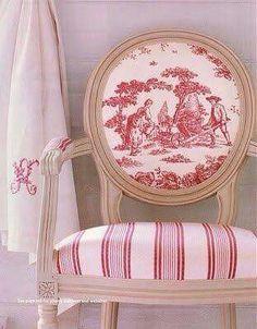 Love the fabric combination.