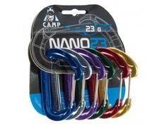 Climbing Anchors - CAMP Nano 6 Rack Pack, $44.95 (http://www.climbinganchors.com.au/products/camp-nano-6-rack-pack)