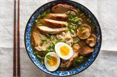 healthy chicken ramen recipe