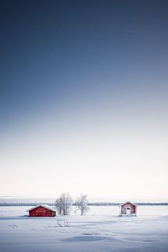 snowy hut in Lappland Beautiful World, Beautiful Places, Winter Szenen, Winter House, Foto Gif, Umea, Lappland, Snow Scenes, Lofoten