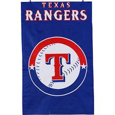 Texas Rangers Banner Flag - Dick's Sporting Goods