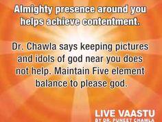 Best Vaastu Tips By Dr. Puneet Chawla.