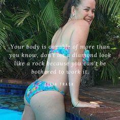 Treat your body like a diamond