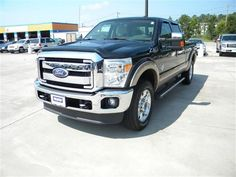 2011 Ford Super Duty F-250 Lariat - Click to see full-size photo viewer