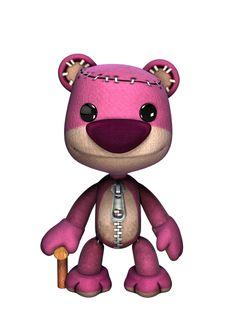LittleBigPlanet sackboy: Lotso.