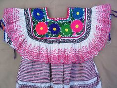 The Textiles of Mexico have a long history