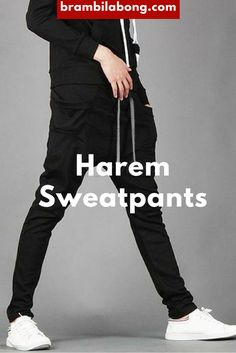 Harem Sweatpants Joggers