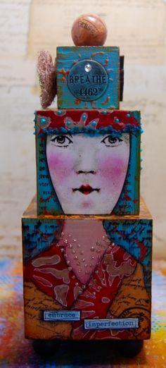 Imaginarium-Anthology of an Art Doll