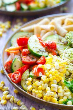 Healthy-Dinner-Recipe-Pasta-Bowls