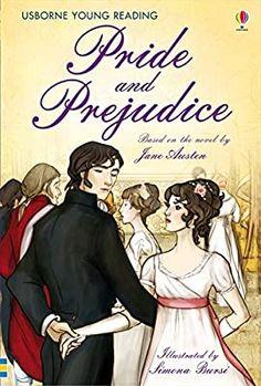 Pride and Prejudice Young Reading Series 3 : 1 3.3 Young Reading Series Three Purple: Amazon.co.uk: Susanna Davidson, Simona Bursi: Books