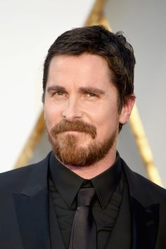 Pin for Later: See Every Face-Meltingly Hot Dude Who Steamed Up This Year's Oscars Christian Bale
