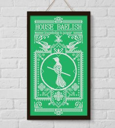 BOGO SALE, Cross stitch pattern, House Baelish, Game of Thrones, Cross-stitch PDF, Instant Download, Needlework, Embroidery, Digital #158 by LolitaMade on Etsy #Game of Trones #Baelish #Stark #Sansa # GOT