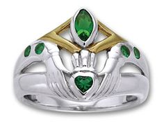 Check out the deal on Four Provinces Claddagh Ring at Celtic Clothing Company