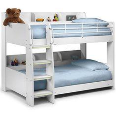 Like the shelf across the bunk beds