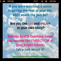 It's time to feel powerful about your thriving future! Holistic Health Coach, Bright Future, My Passion, Coaching, Healthy Living, Wisdom, Let It Be, Feelings, Life