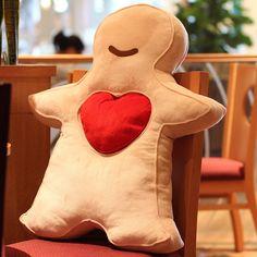 Gingerbread man <3cushion