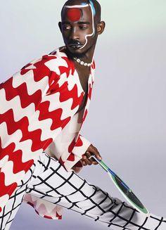 "Namsa Leuba's Experimental Photography Series ""NGL"" Focuses on Emerging Fashion Talent in Lagos."