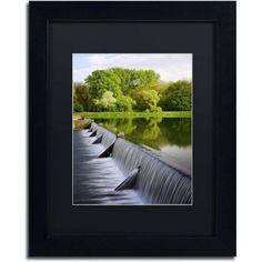 Trademark Fine Art Vertical Activity Canvas Art by Philippe Sainte-Laudy, Black Matte, Black Frame, Size: 16 x 20