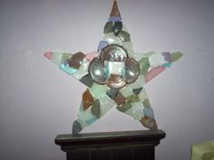 sea glass star