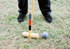 Lawn games for a wedding viewing party to celebrate Prince Harry and Meghan Markle.