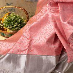 Fabric:- Saree Fabric:- Soft Silk. Blouse Fabric: Soft Silk. Kanjivaram Sarees, Soft Silk Sarees, Peach Colors, Soft Fabrics, Bell Sleeve Top, Grey, Blouse, Tops, Women