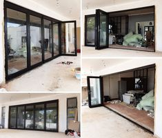 Including Aluminium Sliding Folding Doors in your home can be a smart move because of their many design and functional advantages. Some benefits include safety and security, space saving, lets in natural light, and allowing easy access to outdoors. Folding Doors, Safety And Security, Easy Access, Space Saving, Natural Light, Outdoors, Home, Design, Accordion Doors