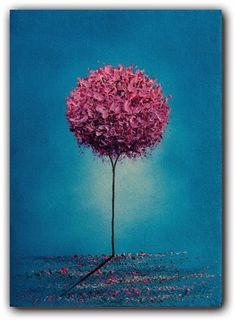 Blissful - rachel bingaman  #art #painting http://www.artpromotivate.com/2013/03/rachel-bingaman-artist-emerging.html