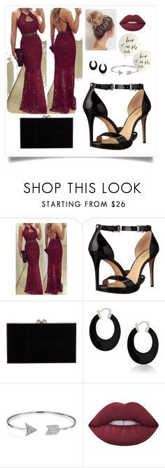 """Untitled #26"" by zejna-husic ❤ liked on Polyvore featuring MICHAEL Michael Kors, Charlotte Olympia, Bling Jewelry, Lime Crime and Kate Spade"