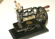 Anitque-Charles Raymond Sewing machine