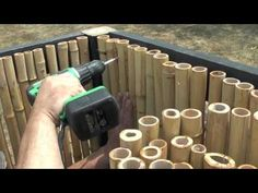 Home Interiors: DIY Bamboo Fence Menards Also Bamboo Fence Images from Choose Bamboo Fence For Your House Fence
