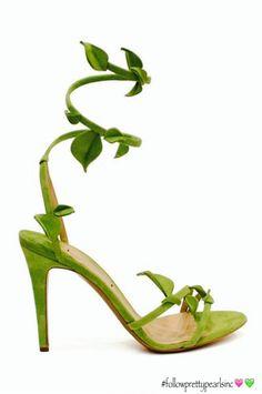 Shoe of the Ivy AKA 1908 #followprettypearlsinc