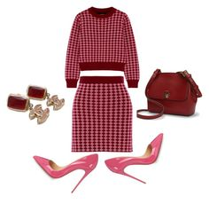 """""""Untitled #3868"""" by browneyegurl ❤ liked on Polyvore featuring House of Holland, Lauren Ralph Lauren, Christian Louboutin and Chanel"""