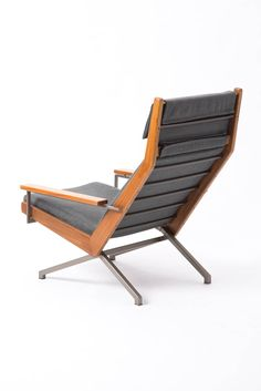 "Rob Parry lounge chair ""lotus"" for Gelderland"