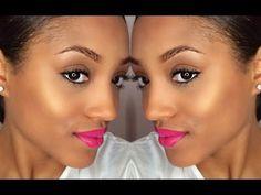 Missy Lynn's Fresh Face; Bold Lips