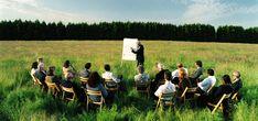Creative meeting design: Settings to inspire