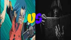 The Yu-GI-Oh anime always has a major villain appearing late in the series, so in the same path, this tournament will have a major villain as the final match. Yu Gi Oh Anime, Youtube Banners, Face Off, Original Song, Battle, King, Games, Videos, Gaming