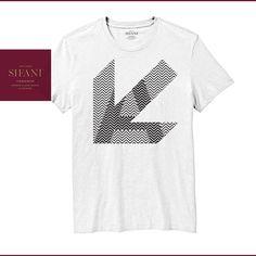 ALANGOO - Handcrafted Persian Short Sleeve Sign T-Shirt