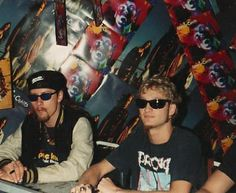 Jerry and Layne