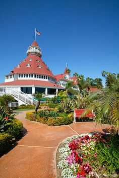 Find This Pin And More On My Bags Are Packed Ready To Go Hotel Del Coronado